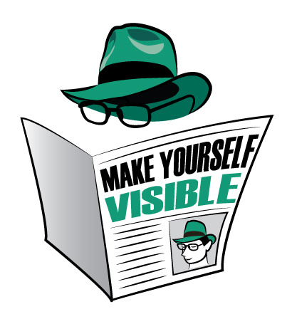 Make Yourself Visible Logo